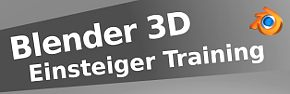 blenderHilfe 2.7 Einsteiger Training