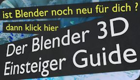 Blender 2.6 2.7 Tutorials Trainings Produkte