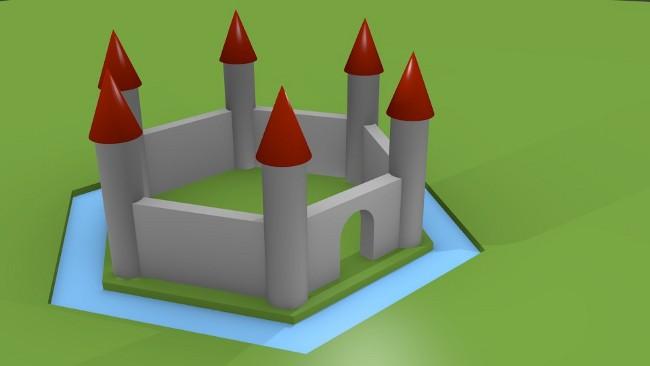 Blender einsteiger tutorial teil 2 die burg modellieren